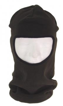 Image of Balaclava, 1-Loch, oliv, Polyester-Fleece