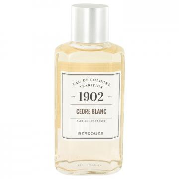Image of 1902 Cedre Blanc by Berdoues Eau de Cologne 245 ml