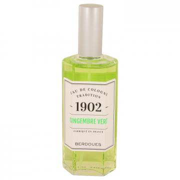 Image of 1902 Gingembre Vert by Berdoues Eau de Cologne Spray (ohne Verpackung) 125 ml