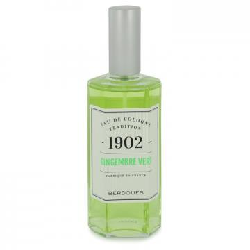 Image of 1902 Gingembre Vert by Berdoues Eau de Cologne Spray (Tester) 125 ml