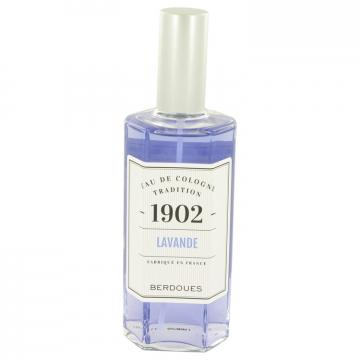 Image of 1902 Lavender by Berdoues Eau de Cologne Spray 125 ml