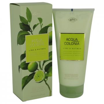 Image of 4711 Acqua Colonia Lime & Nutmeg by 4711 Body Lotion 200 ml