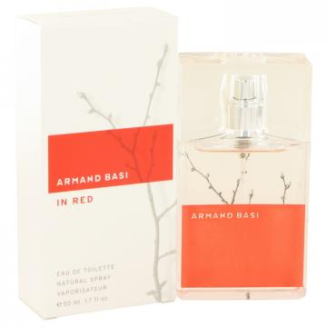 Image of Armand Basi in Red by Armand Basi Eau de Toilette Spray 50 ml