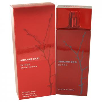 Image of Armand Basi in Red by Armand Basi Eau de Parfum Spray 100 ml