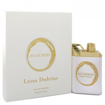 Image of Accendis Luna Dulcius by Accendis Eau de Parfum Spray (Unisex) 100 ml