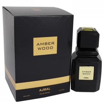 Image of Ajmal Amber Wood by Ajmal Eau de Parfum Spray (Unisex) 100 ml