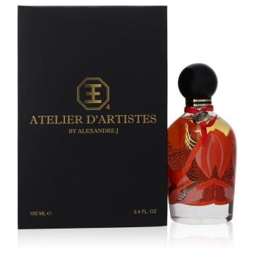 Image of Atelier D'artistes E 4 by Alexandre J Eau de Parfum Spray (Unisex) 100 ml