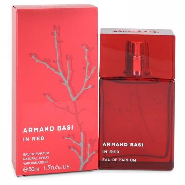 Image of Armand Basi in Red by Armand Basi Eau de Parfum Spray 50 ml