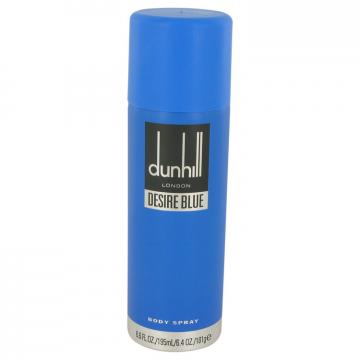 Image of Desire Blue by Alfred Dunhill Body Spray 200 ml