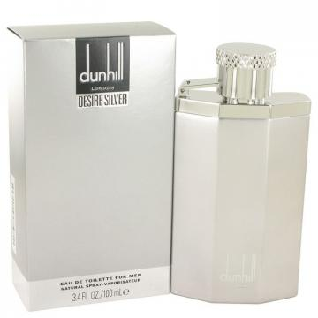 Image of Desire Silver London by Alfred Dunhill Eau de Toilette Spray 100 ml