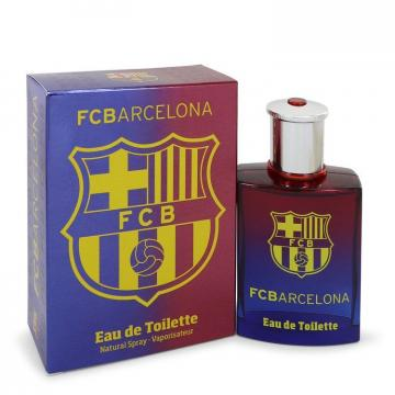 Image of FC Barcelona by Air Val International Eau de Toilette Spray 100 ml