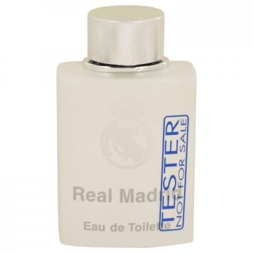 Image of Real Madrid by AIR VAL INTERNATIONAL Eau de Toilette Spray (Tester) 100 ml
