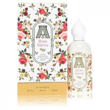 Image of Rosa Galore by Attar Collection Eau de Parfum Spray 100 ml